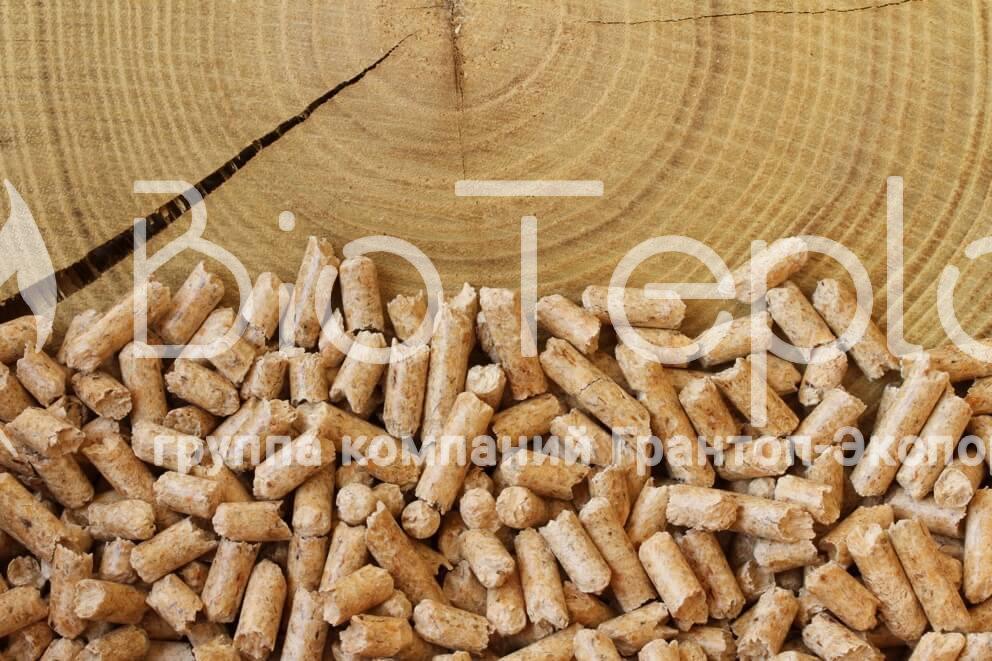 пеллеты или дрова