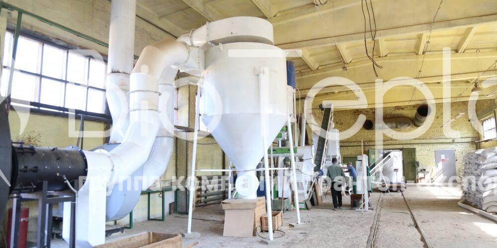 бизнес идея производство топливных пеллет