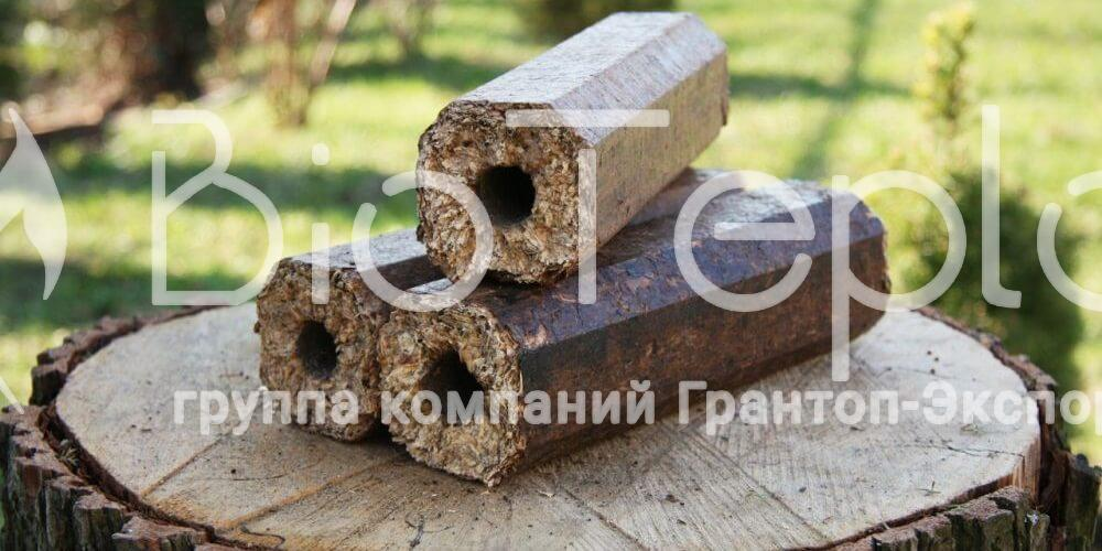 сырье для изготовления топливных брикетов